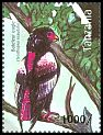 Cl: Bateleur (Terathopius ecaudatus)(Repeat for this country) (I do not have this stamp)  new (2012)