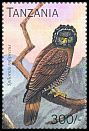 Cl: Sulawesi Serpent-Eagle (Spilornis rufipectus)(Out of range and no other stamp) (not catalogued)  (1996)