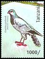 Cl: Pale Chanting-Goshawk (Melierax canorus)(I do not have this stamp)  new (2012)