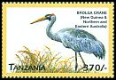Cl: Brolga (Grus rubicunda)(Out of range) (not catalogued)  (1999)