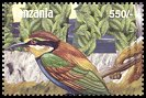 Cl: European Bee-eater (Merops apiaster)(not catalogued)  (2004)