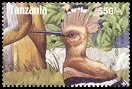 Cl: Eurasian Hoopoe (Upupa epops)(Repeat for this country) (not catalogued)  (2004)