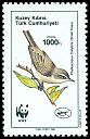 Cl: Common Chiffchaff (Phylloscopus collybita) SG 281 (1990)