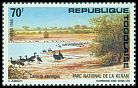 Cl: Spur-winged Goose (Plectropterus gambensis) SG 1913 (1986) 40