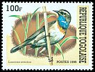 Cl: Bluethroat (Luscinia svecica) new (1999)