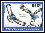 Cl: Tawny Eagle (Aquila rapax)(Repeat for this country) (I do not have this stamp)  new (2013)