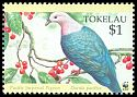 Cl: Pacific Imperial-Pigeon (Ducula pacifica) SG 222 (1995) 140