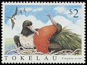 Cl: Lesser Frigatebird (Fregata ariel)(Repeat for this country)  SG 364 (2004)