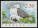 Cl: Lesser Frigatebird (Fregata ariel)(Repeat for this country)  SG 365 (2004)