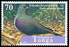 Cl: Friendly Ground-Dove (Gallicolumba stairi) <<Tu>>  SG 1434 (1998) 55