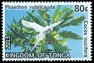 Cl: Red-tailed Tropicbird (Phaethon rubricauda)(Repeat for this country)  SG 1682 (2013)