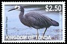 Cl: White-faced Heron (Egretta novaehollandiae) SG 1627 (2012)