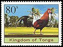 Cl: Red Junglefowl (Gallus gallus)(Introduced)  SG 1607b (2005)