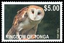 Cl: Barn Owl (Tyto alba)(Repeat for this country)  SG 1632 (2012)