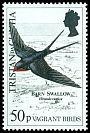 Cl: Barn Swallow (Hirundo rustica) SG 489 (1989) 0