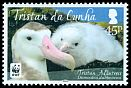 Cl: Wandering Albatross (Diomedea exulans dabbenena)(Repeat for this country)  SG 1064 (2013)
