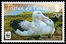 Cl: Wandering Albatross (Diomedea exulans dabbenena)(Repeat for this country)  SG 1065 (2013)
