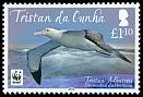Cl: Wandering Albatross (Diomedea exulans dabbenena)(Repeat for this country)  SG 1066 (2013)