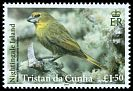 Cl: Wilkins' Finch (Nesospiza wilkinsi)(Endemic or near-endemic)  SG 1103 (2014)