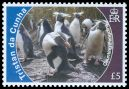 Cl: Rockhopper Penguin (Eudyptes chrysocome)(Repeat for this country) (I do not have this stamp)  SG 1004 (2010)