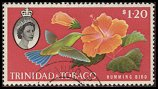 Cl: Copper-rumped Hummingbird (Saucerottia tobaci)(Repeat for this country)  SG 296 (1960) 250