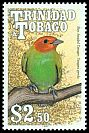 Cl: Bay-headed Tanager (Tangara gyrola) SG 794 (1990)