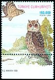 Cl: Little Owl (Athene noctua) SG 3347b (1998)