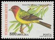 Cl: Red-headed Bunting (Emberiza bruniceps) <<Kirmizi Bash Kirazkusu>>  SG 3583 (2004)