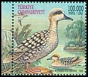 Cl: Marbled Teal (Marmaronetta angustirostris) SG 3386a1 (1999)