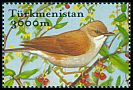 Cl: Greater Whitethroat (Sylvia communis) SG 111b1 (2002)