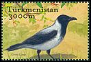 Cl: Hooded Crow (Corvus cornix) SG 111a5 (2002)