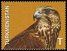 Cl: Saker Falcon (Falco cherrug)(I do not have this stamp)  new (2013)