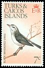 Cl: Black-whiskered Vireo (Vireo altiloquus) SG 387 (1973) 60