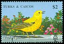 Turks and Caicos Is SG 1018a (1990)