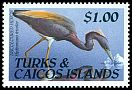 Turks and Caicos Is SG 1057 (1990)