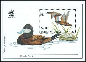 Turks and Caicos Is SG 1236 (1993)