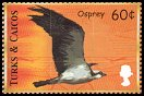 Cl: Osprey (Pandion haliaetus)(Repeat for this country)  SG 1581 (2000)