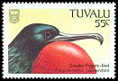 Cl: Great Frigatebird (Fregata minor palmerstoni) SG 512 (1988) 45