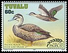 Cl: Pacific Black Duck (Anas superciliosa) SG 784 (1997) 40
