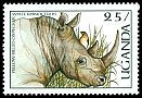 Cl: Yellow-billed Oxpecker (Buphagus africanus) SG 562 (1987)