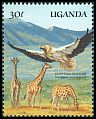 Cl: Egyptian Vulture (Neophron percnopterus) SG 718 (1989) 70