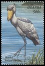 Cl: Shoebill (Balaeniceps rex)(Repeat for this country)  SG 2092 (1999)