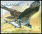 Cl: Osprey (Pandion haliaetus)(Repeat for this country) (I do not have this stamp)  new (2012)  [7/54]