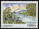 Cl: Grey Crowned-Crane (Balearica regulorum)(Repeat for this country)  SG 2535 (2005)
