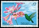 Cl: Glittering-bellied Emerald (Chlorostilbon aureoventris) <<Picaflor com&uacute;n>>  SG 2521 (1999) 300