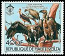 Cl: White-backed Vulture (Gyps africanus) SG 728 (1984) 500
