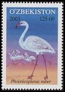 Cl: Greater Flamingo (Phoenicopterus roseus) SG 450 (2003) 210 [2/13]