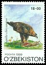 Cl: Golden Eagle (Aquila chrysaetos) SG 215 (1999) 75