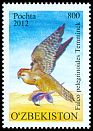Cl: Barbary Falcon (Falco pelegrinoides) new (2012)  [8/3]