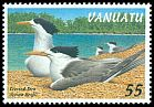Cl: Great Crested Tern (Sterna bergii) SG 752 (1997) 80